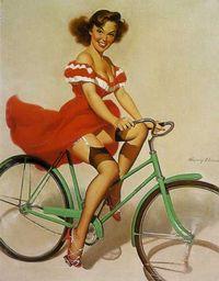 Model_on_bike