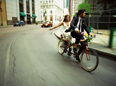 Bikewedding