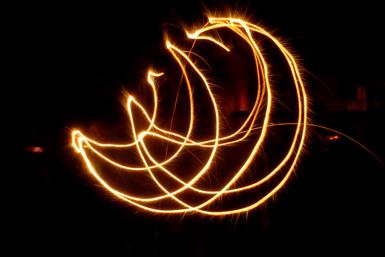 Sparklersmoon