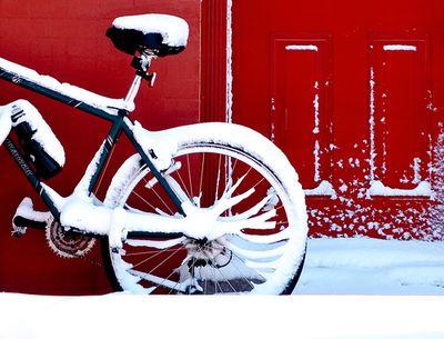 Bicyclesnow2