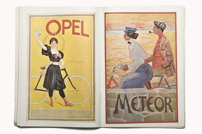 100yearsbicycleposters