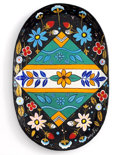 Paintedtray