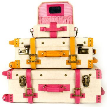 SteamLineSuitcases